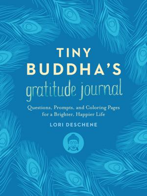 Tiny Buddha's Gratitude Journal Cover
